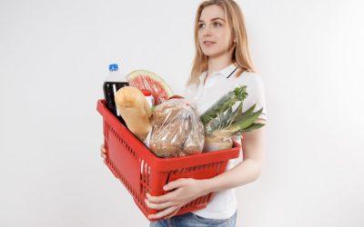 Mots croisés – Nommer les produits alimentaires