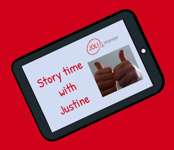 Story Time with Justine