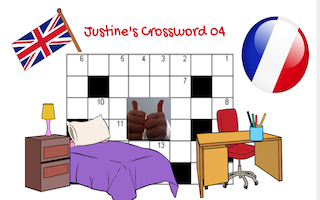 Justine's Crossword 04