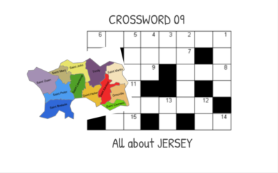 Crossword 09  All about Jersey