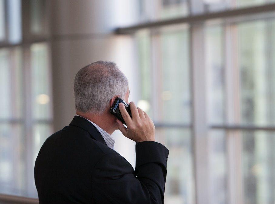 Au téléphone – Mots croisés