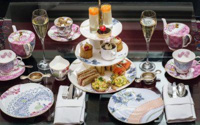 'Afternoon Tea' une tradition sacrée en Angleterre