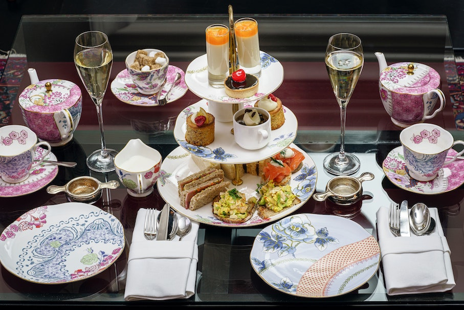 'Afternoon Tea' une tradition sacrée en Angleterre