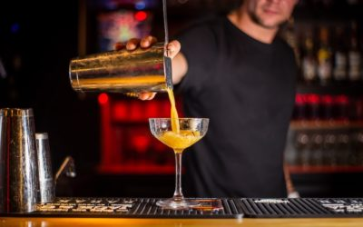 Anglais Hôtellerie Restauration – Bartender