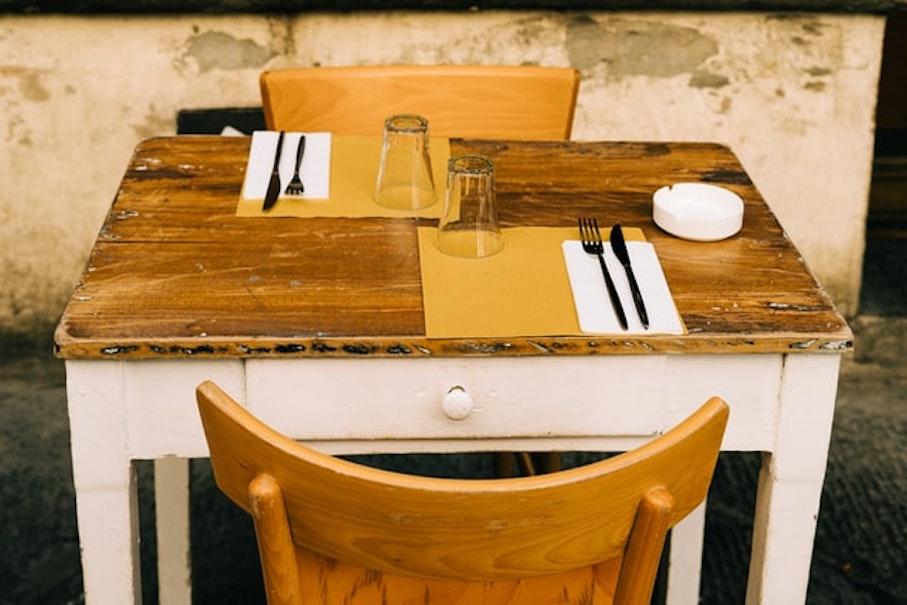 Quiz  – Une table pour deux s'il vous plaît.