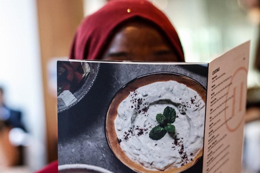 Recommander des plats à vos clients anglophones